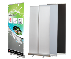 Roll-Up Displays (einseitig)