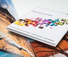 Hardcover Echtfotobuch Matt