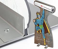 Plattenhalter / Plattenverbinder