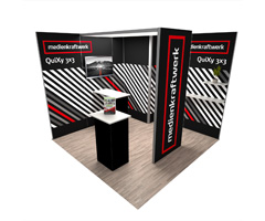 QuiXy - Messestand