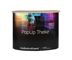 Promotiontheke PopUp Theke