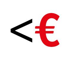 Werbeartikel unter 1,- €