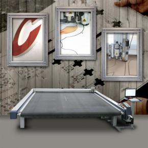 CNC Schneiden und Fräsen - Plattenzuschnitt, Rollenzuschnitt oder Grafikzuschnitt