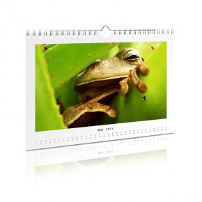 Fotokalender ohne Kalendarium
