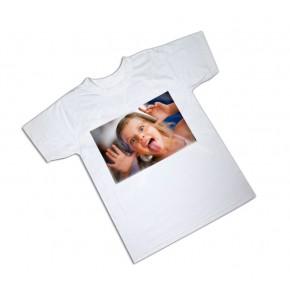 T-Shirt Druck Standardgröße