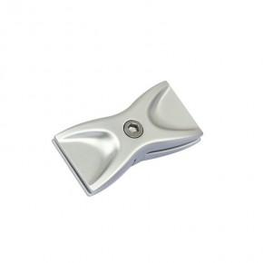 Plattenverbinder Ix Bond 180 grad silber