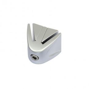 Plattenhalter Ix Bond 60 grad silber