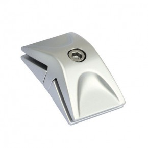 Ix Bond Plattenhalter 135° silber