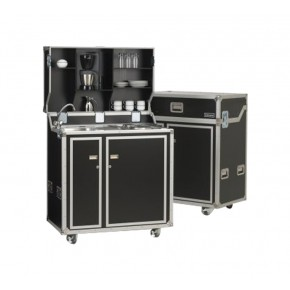 Koffer-Küche KitCase Grundausstattung