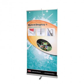 QuickDisplay 100x200cm RollUp
