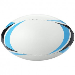 Stadium Rugby-Ball Segmentansicht