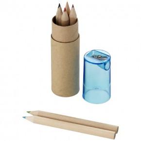 Bleistiftset geöffnet