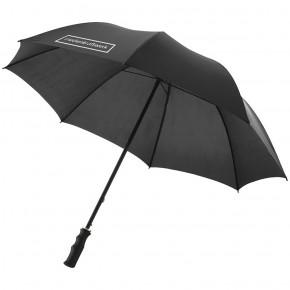 """Golf - / Regenschirm Zeke 30"""" inkl. 1 farbigem Druck - schwarz"""