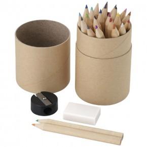 Bleistiftset offen mit Ansicht des Inhalts