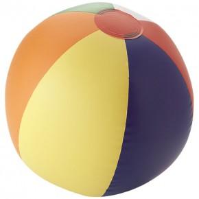 Rainbow Strandball Vorderseite