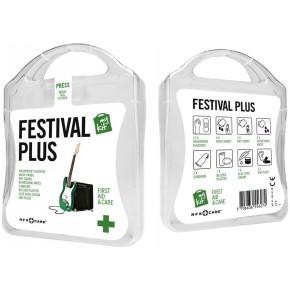 MyKit Festival Plus mit individuellem Etikett