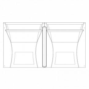 Promotiontheke - flux arc - Verbinder gerade
