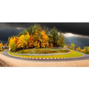Aremberg - Nürburgring - Wandbild