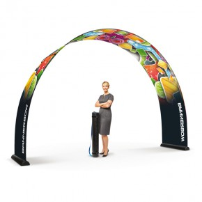 Bannerbow - innovatives Banner-Display