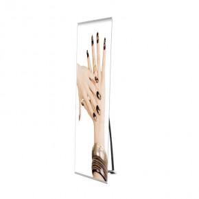 BannerStand 40x140cm