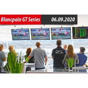 VIP Ticket zu den Blancpain Endurance Series