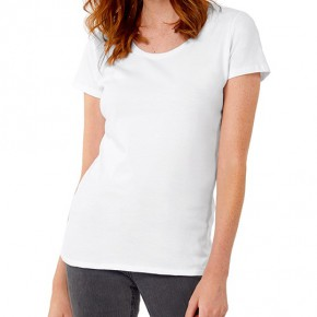 Budget T-Shirt - B&C Exact 190 Women