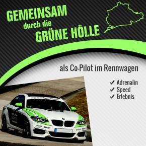 Erlebnisticket zur VLN Langstreckenmeisterschaft am Nürburgring - Gemeinsam durch die Grüne Hölle