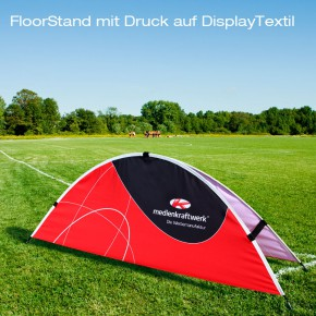 FloorStand OutdoorDisplay