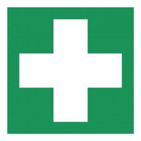 Rettungsschild Erste Hilfe - E003