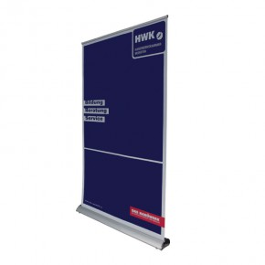 EasyChange 120/215 Rollup-Display mit Grafikwechselfunktion