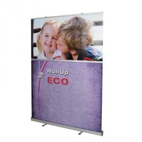 ECO RollUp 150x200cm - das günstige Einsteiger RollUp Display