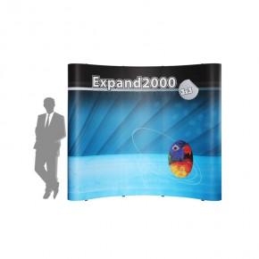 Expand 2000 3x3 gebogen
