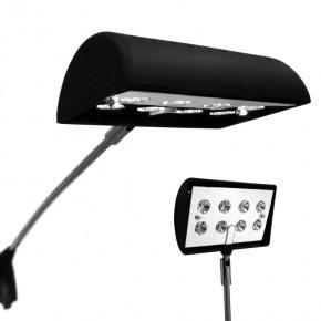Expand LED Strahler schwarz