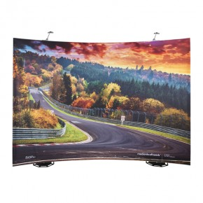 expolinc Fabric - Textildisplay
