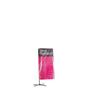 Werbefahne Expand FlagStand 100 x 200 cm