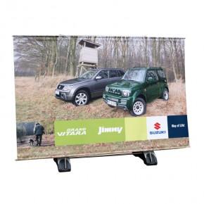 GrandDisplay 300x200 Druck einseitig - das große Bannerdisplay für Ihre Outdoorpräsentation