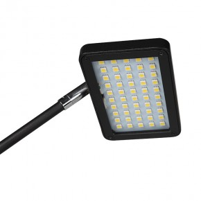 MKW LED Halogenstrahler in schwarz