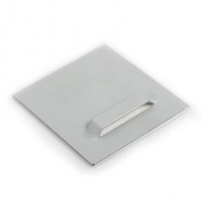 Bildaufhänger Hakenplatte 7x7cm