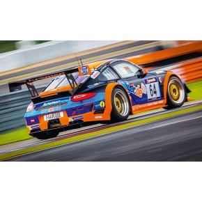 Kremer Porsche - AluDibond Wandbild