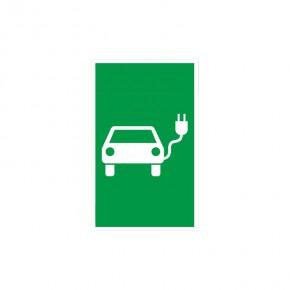 Kennzeichnung Ladesäule Elektroauto - Sonderschild