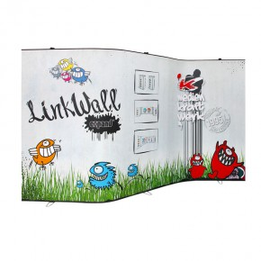 LinkWall 3 Felder