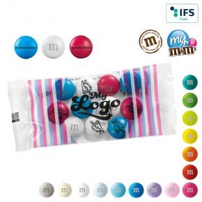 M&M's® Bag - Schokolinsen mit individuellem Druck