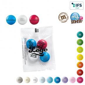 M&M's® Mini Bag - Schokolinsen mit individuellem Druck
