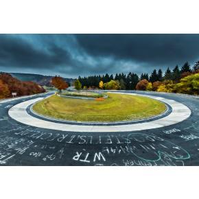 Mythos Karussell 1 - Nürburgring - Wandbild