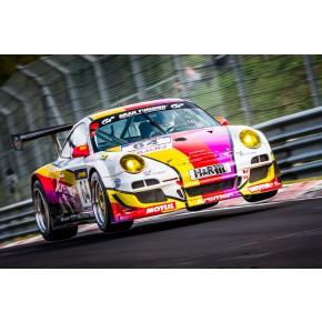 Kremer Porsche Motiv1 - AluDibond Wandbild