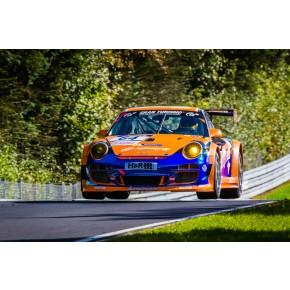 Kremer Porsche Motiv 10 - AluDibond Wandbild