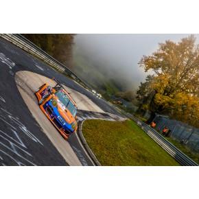 Kremer Porsche Motiv 11 - AluDibond Wandbild