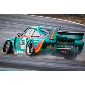 Kremer Porsche Motiv 12 - AluDibond Wandbild