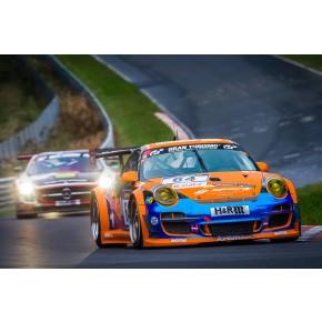 Kremer Porsche Motiv 2 - AluDibond Wandbild