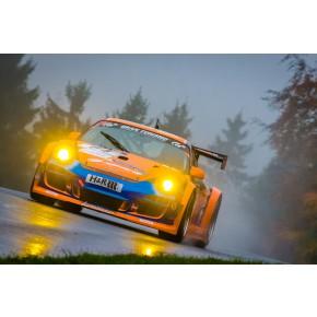 Kremer Porsche Motiv 3 - AluDibond Wandbild